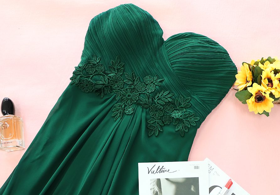 Green Dresses Perfect for Spring