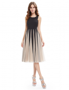 pantone tofu ballerina dress