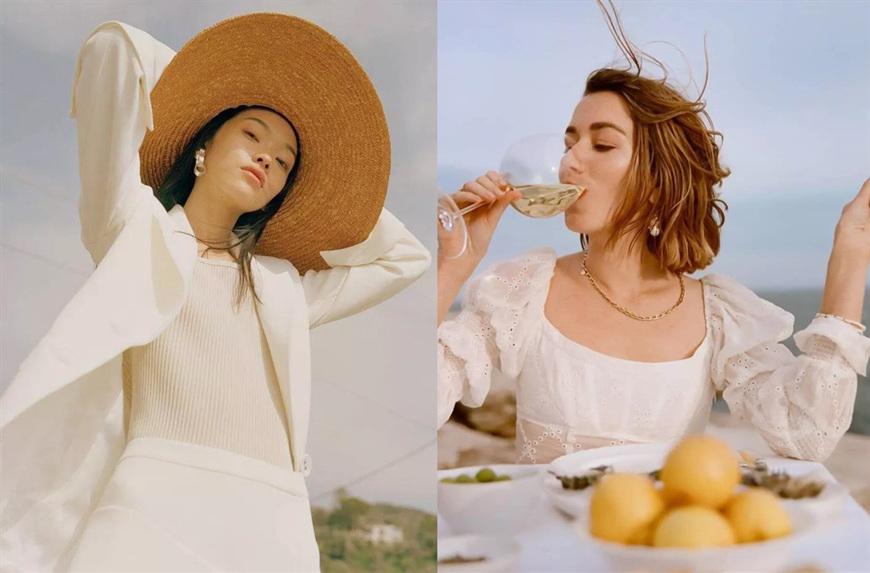 two-women-wear-white