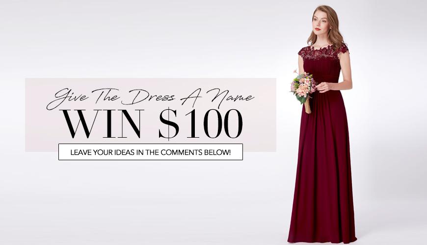 Vestito Donna My Evening Dress Scarlett