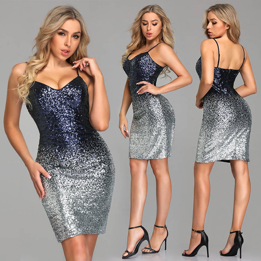 a-sequin-blue-dress