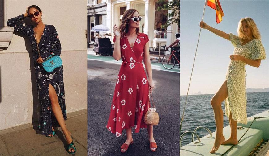 three-women-wear-tea-dresses
