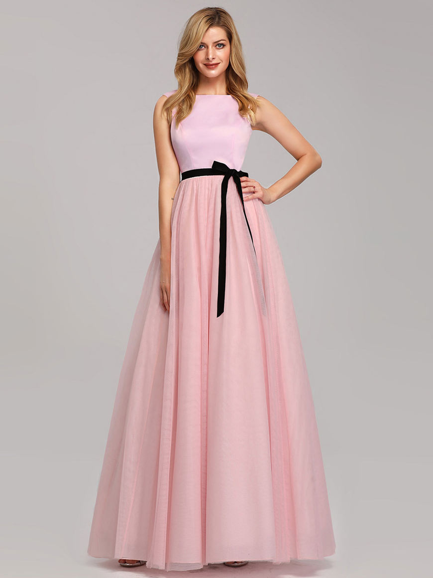 a-pink-prom-dress-with-belt
