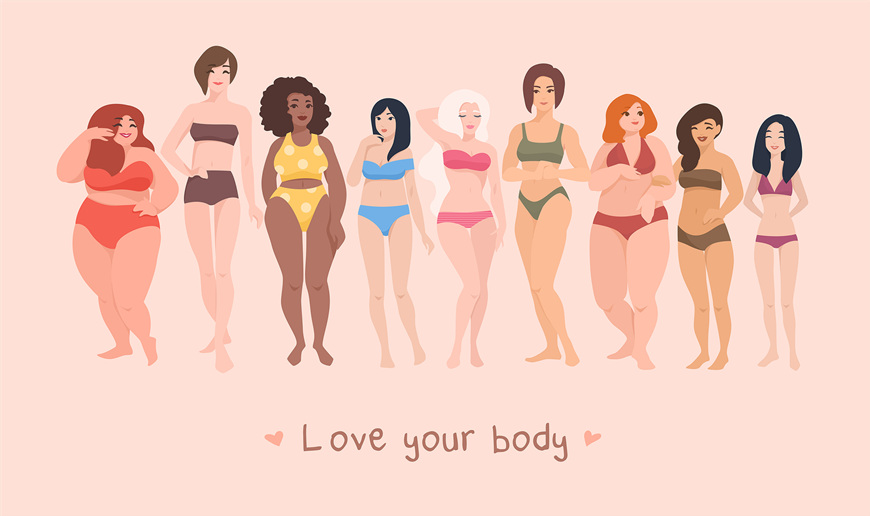 different-body-types