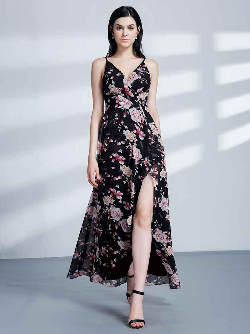 black-floral-maxi-dress