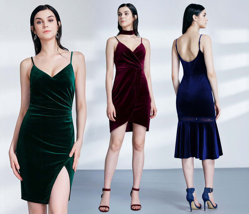 three-velvet-party-dresses