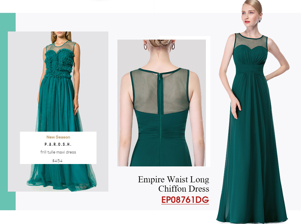 Long-Frill-Tulle-Green-Dresses
