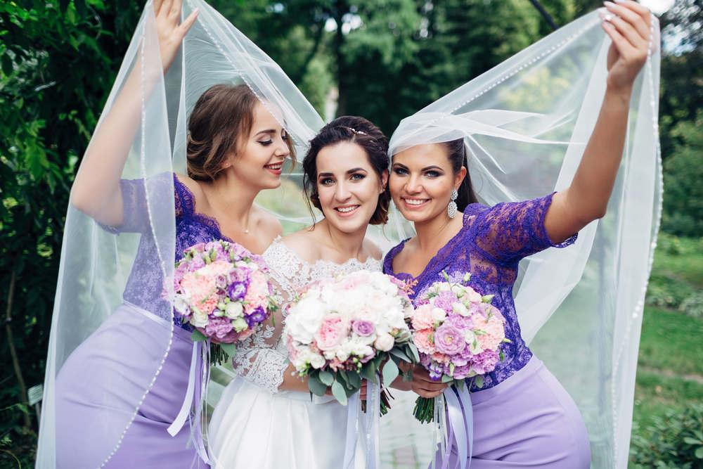 classic-purple-bridesmaid-dresses