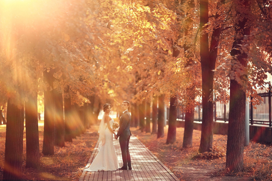 Fall-Wedding