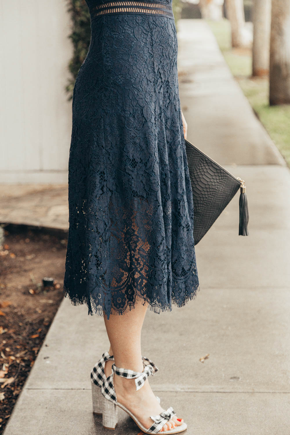 Structured-Lace-Dress