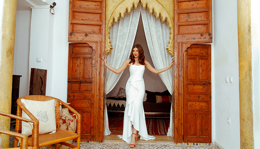 Larisa-with-ever-pretty-long-white-dress