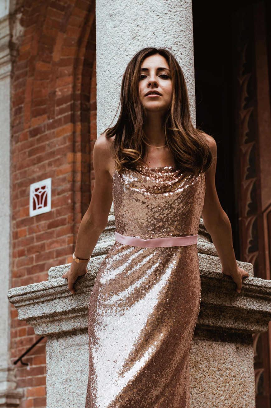 a-woman-wear-a-pink-sequin-dress