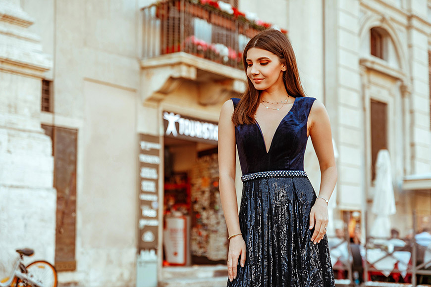 larisa-wears-a-velvet-and-sequins-dress