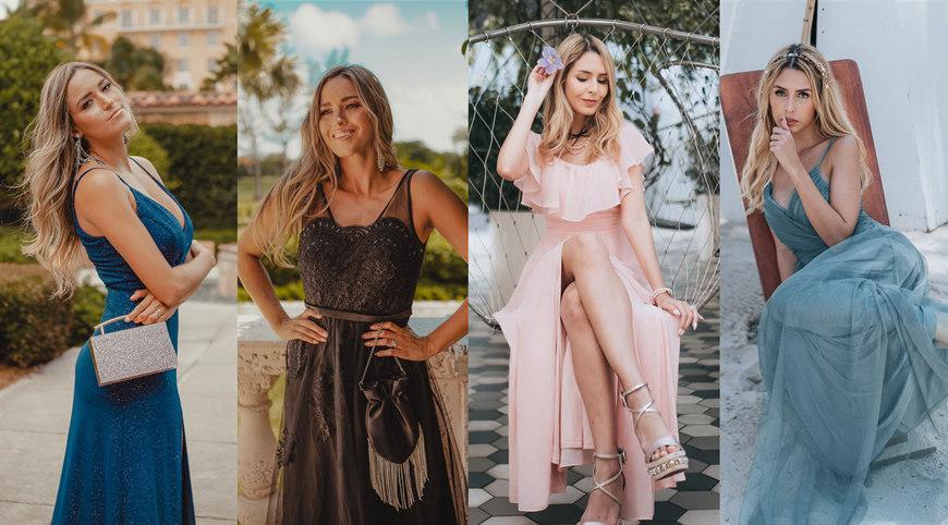 four-dresses