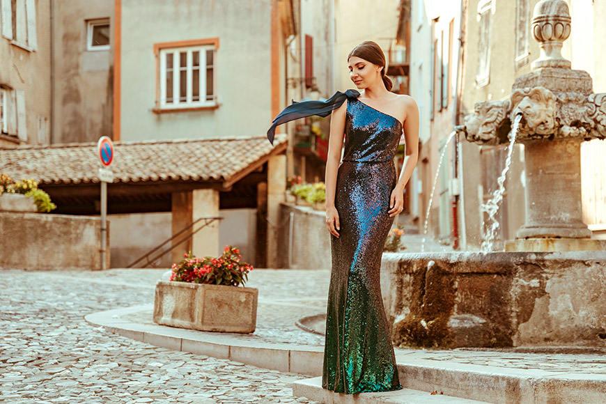 larisa-wears-a-ombre-dress