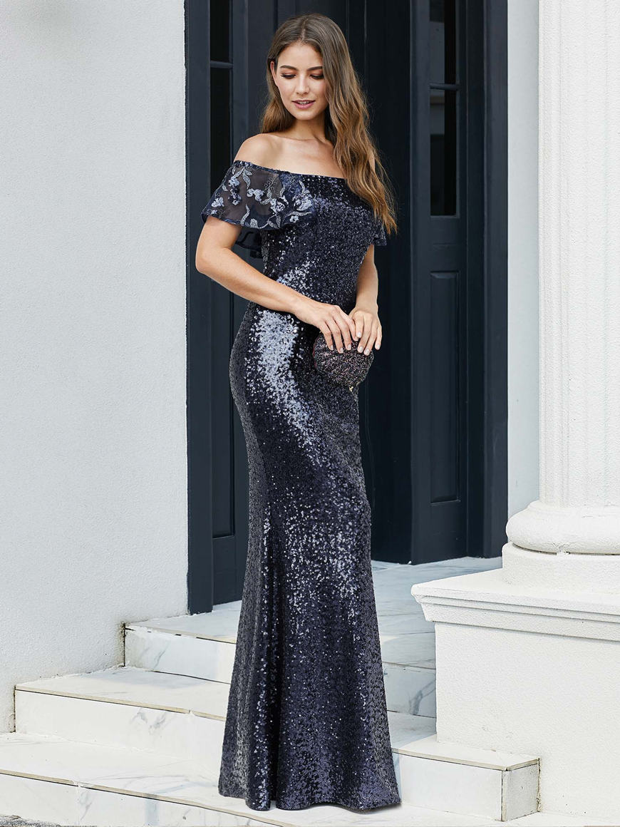 a-sexy-off-the-shoulder-evening-dress
