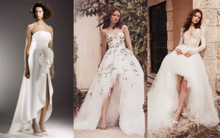 high-low-hemline-wedding-dresses