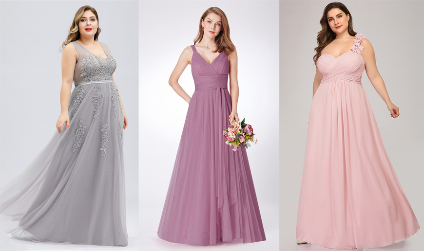romantic-bridesmaid-dresses