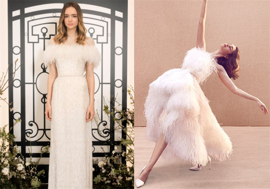 romantic-feathery-dresses