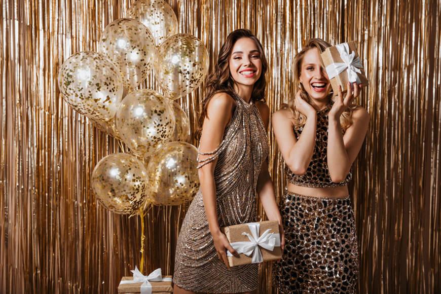 two-women-wear-sexy-prom-dresses