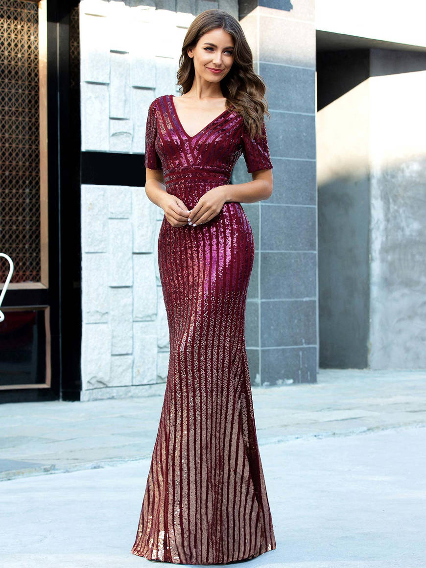 a-sequin-evening-dress-