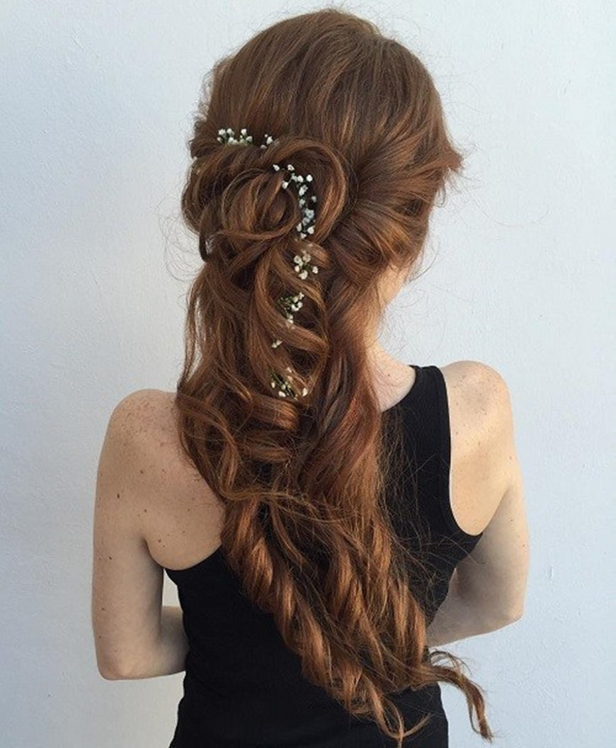 curly-half-updo-for-long-hair