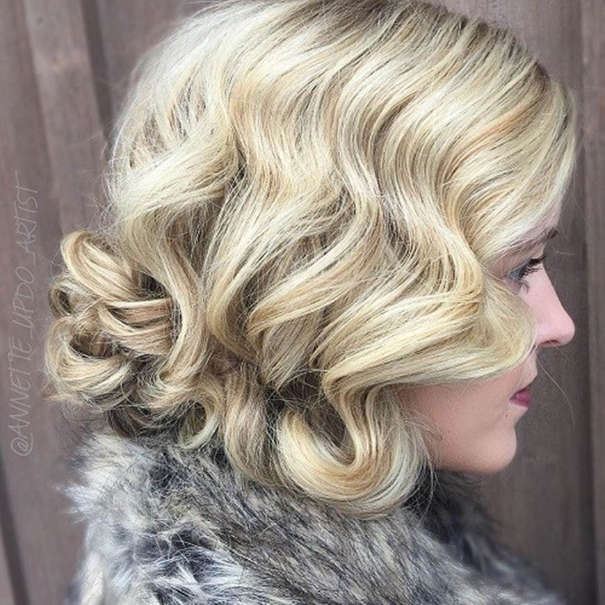 vintage-curly-hairstyle