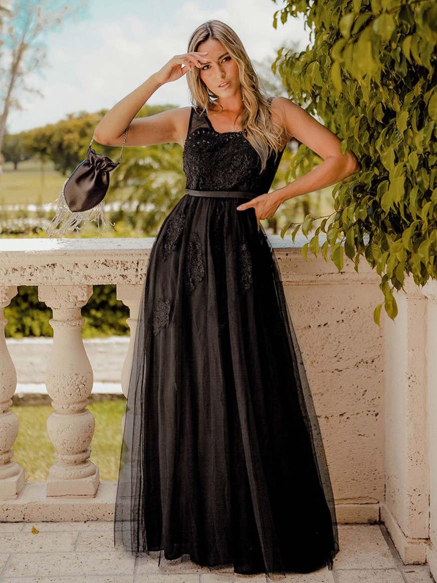a-flowy-black-dress
