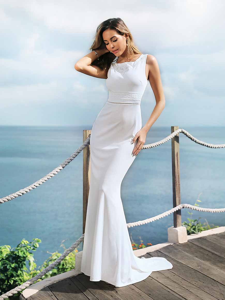 elegant-white-long-dress