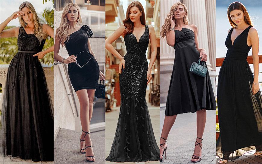 sexy-black-dresses