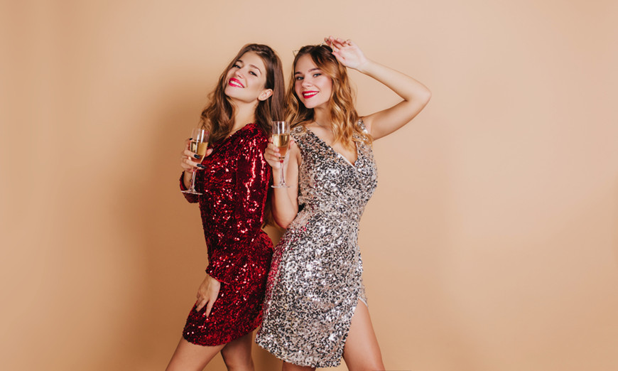 two-sexy-sequin-dresses
