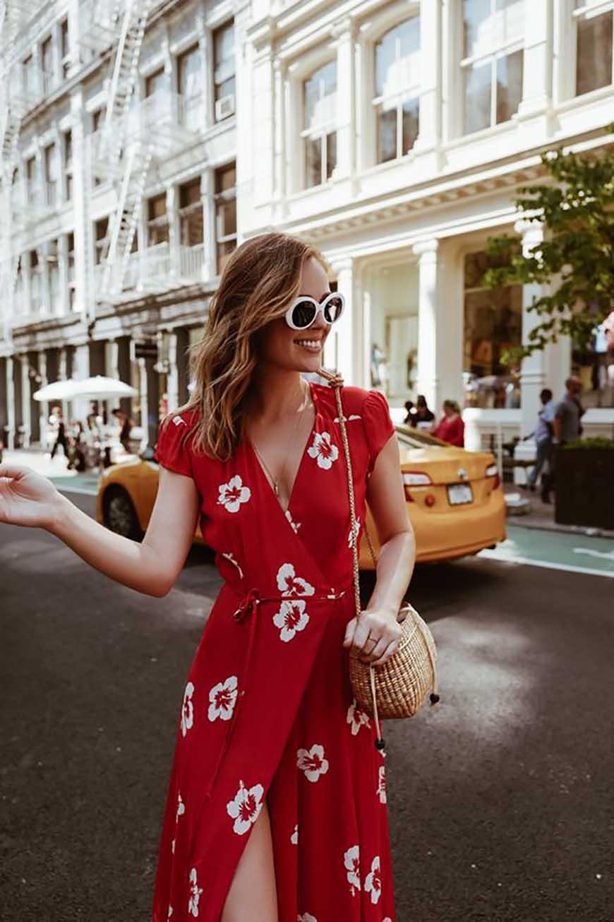 a-red-dress