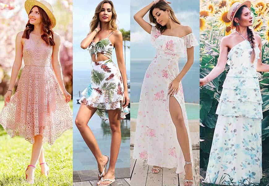 four-floral-casual-dresses