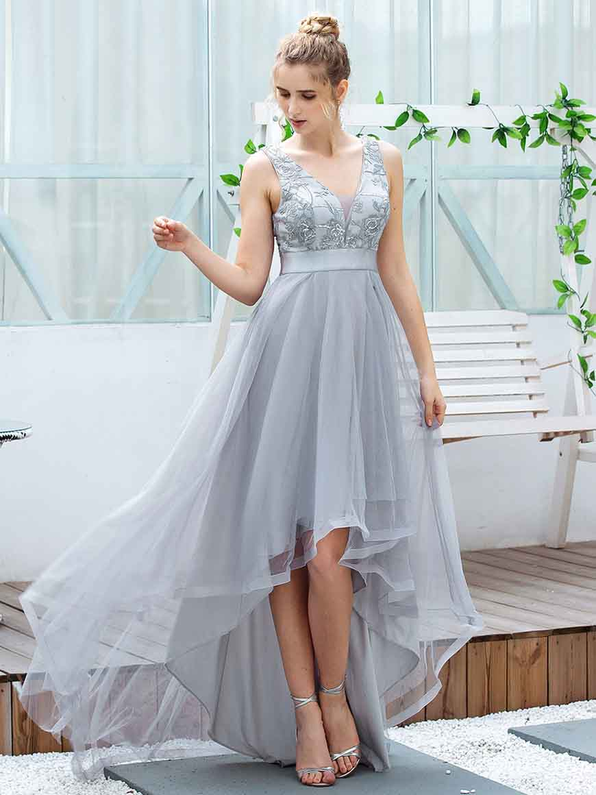 romantic-grey-dress