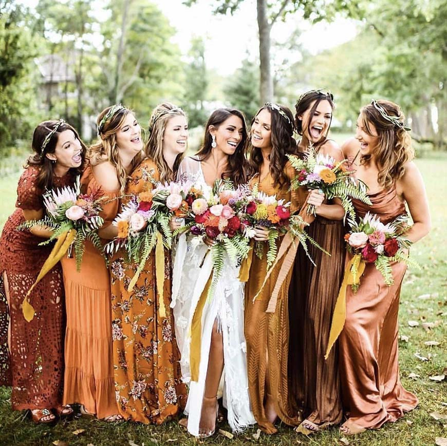 a-bride-and-bridesmaids