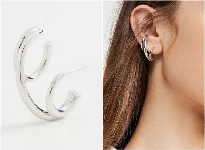 a-pair-of-irregular-silver-earrings