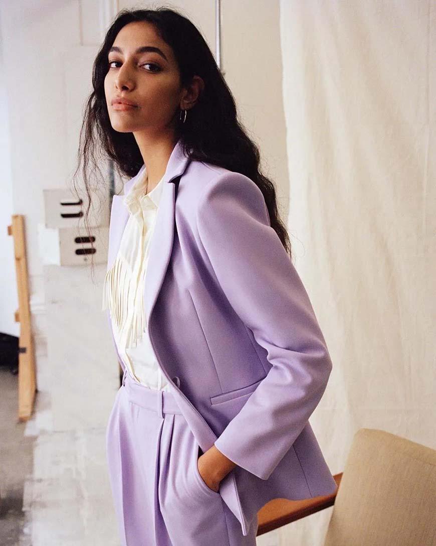 a-purple-business-suit