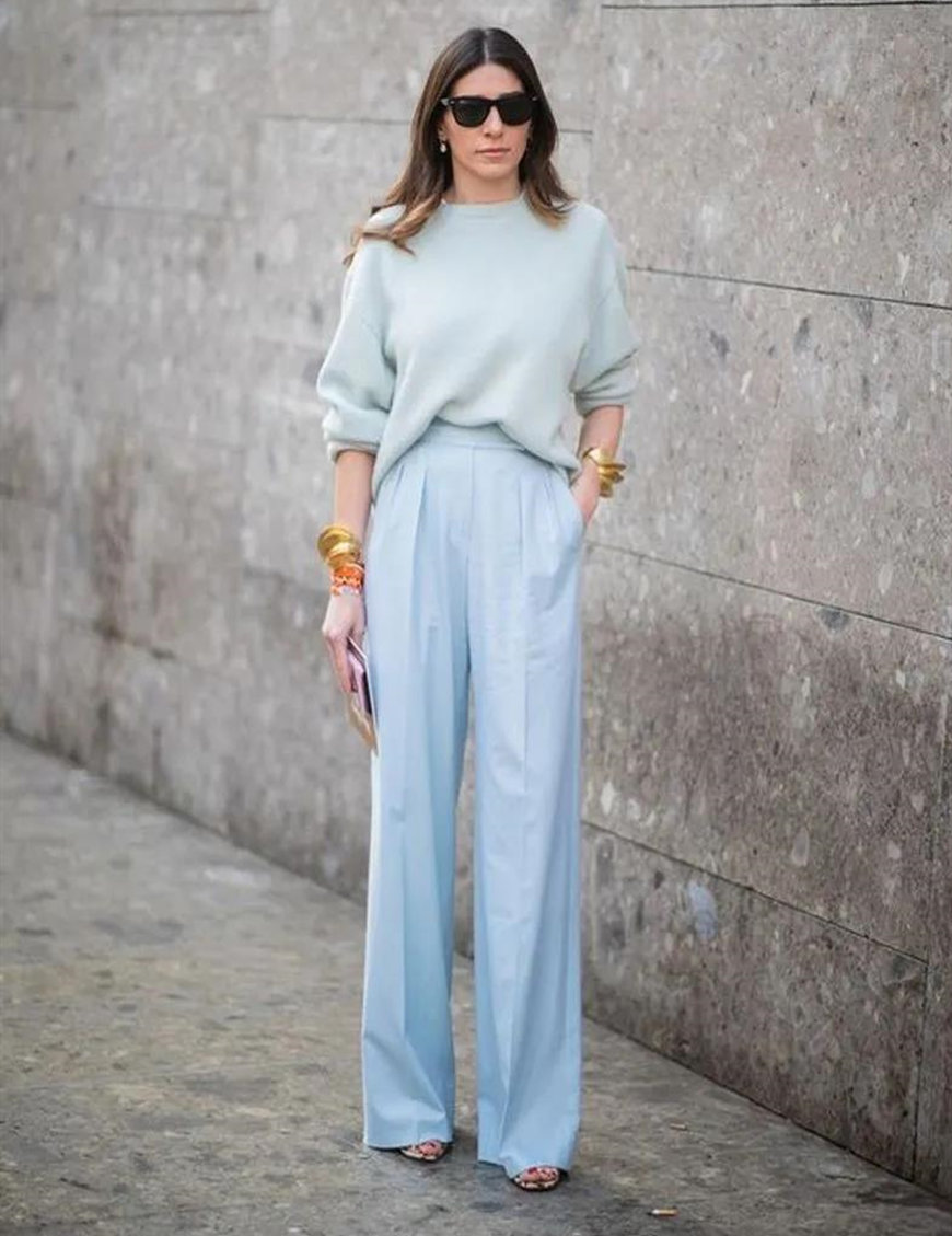 blue-sweater-and-blue-trousers