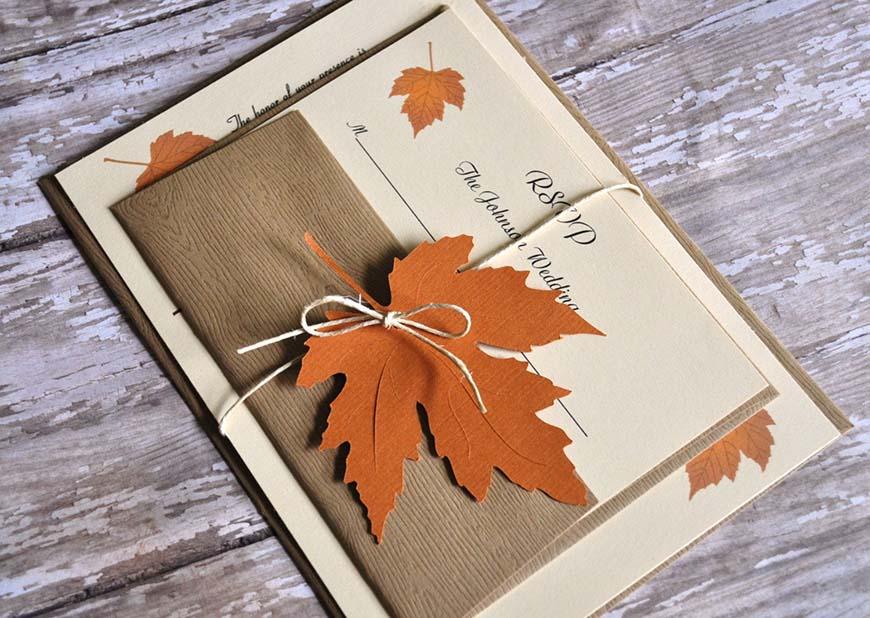 fall-wedding-envelope