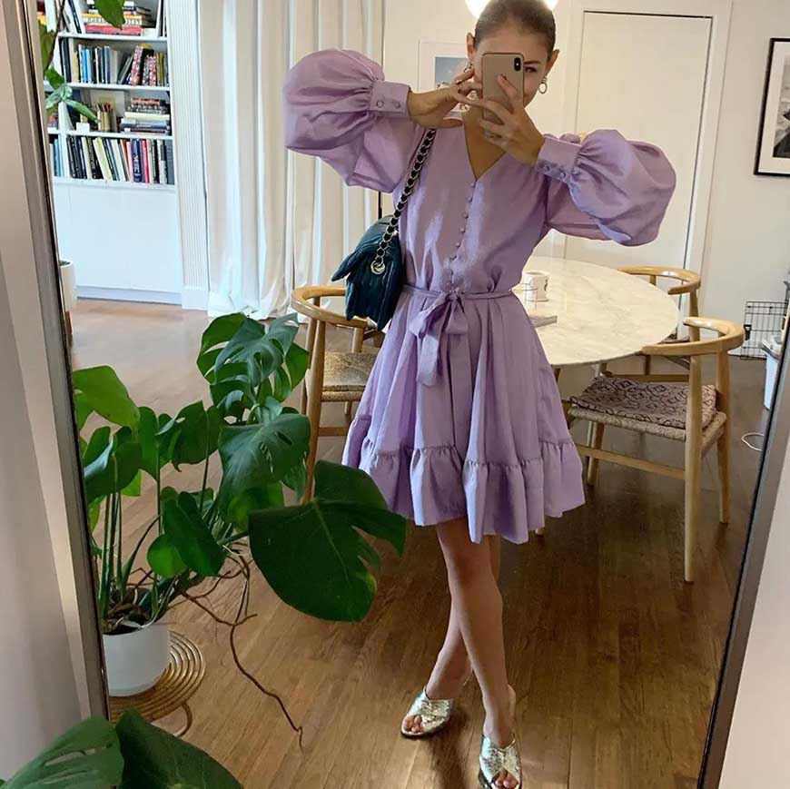 purple-dress-with-long-sleeves