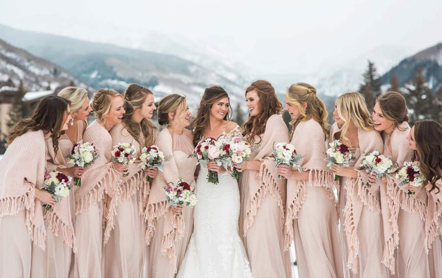 winter-bridesmaid-dresses