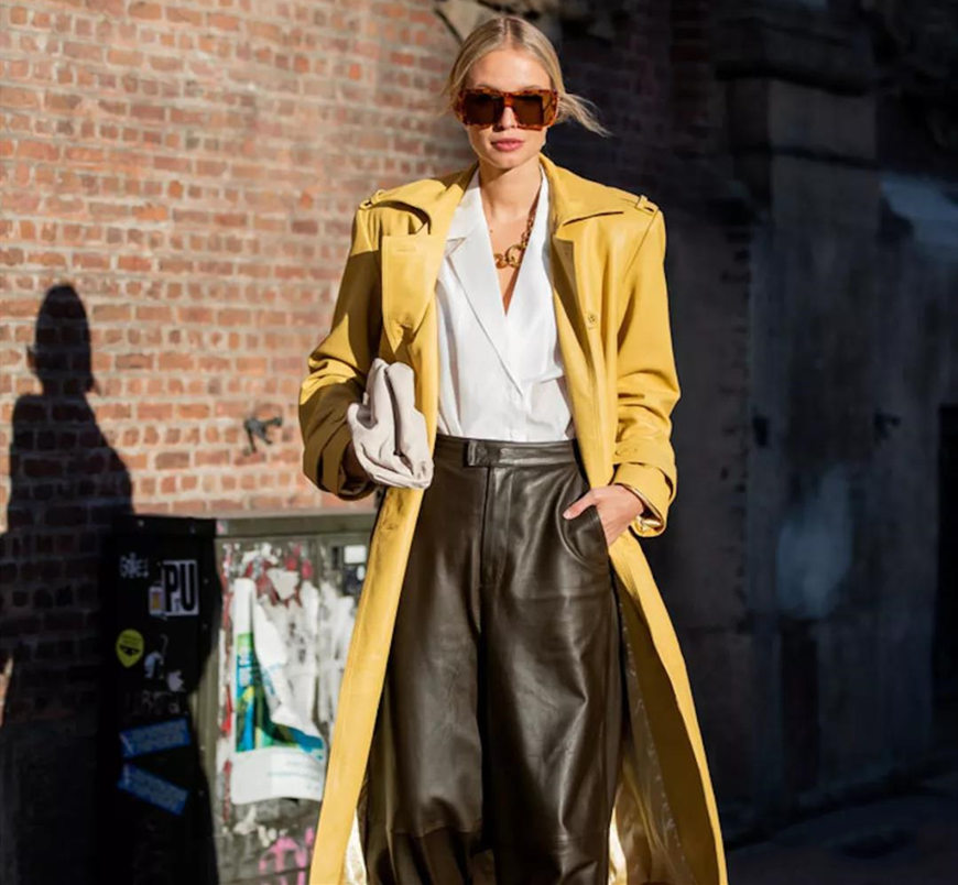 yellow-coat-with-a-pair-of-black-sunglasses