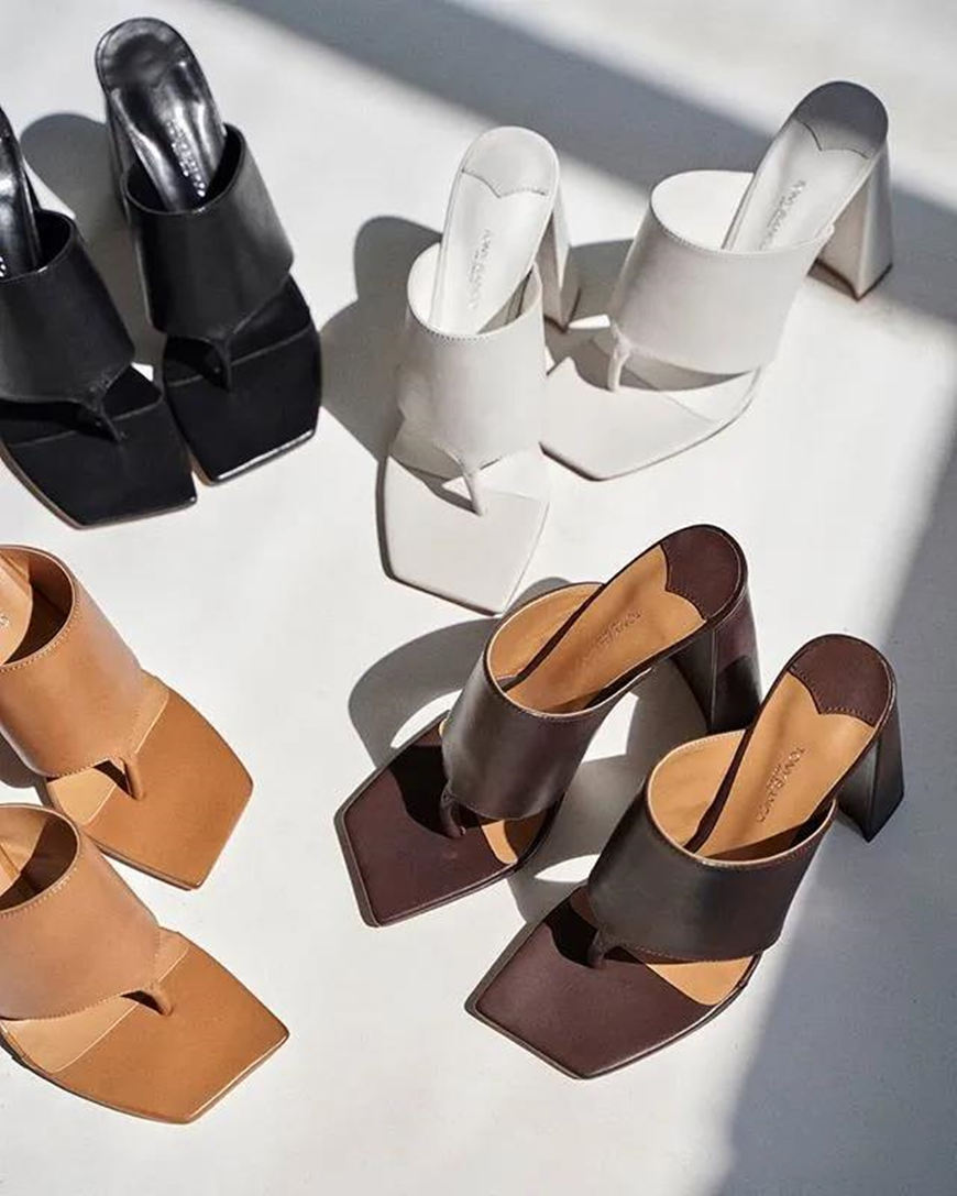 many sexy sandals