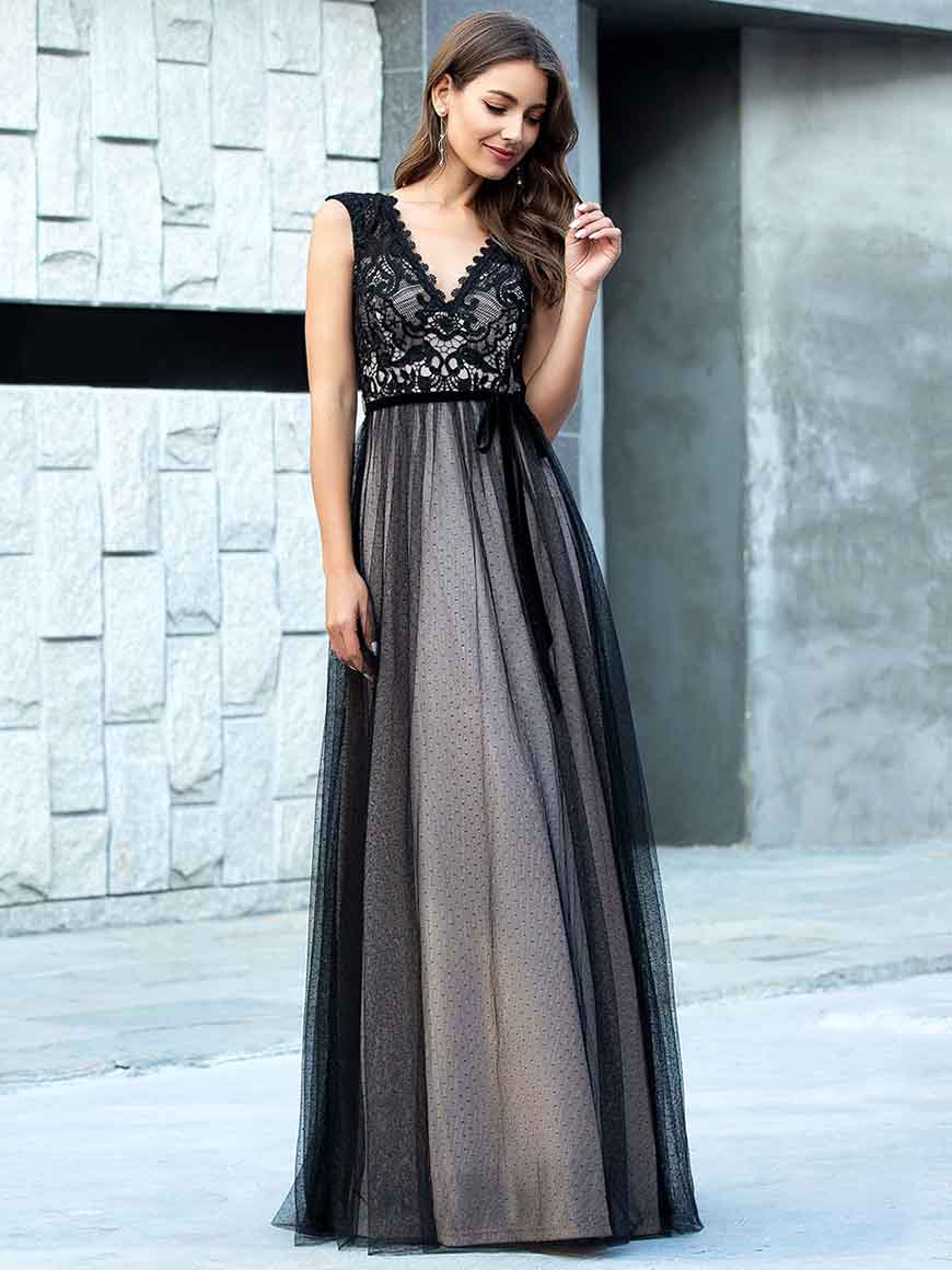 a-black-lace-dress