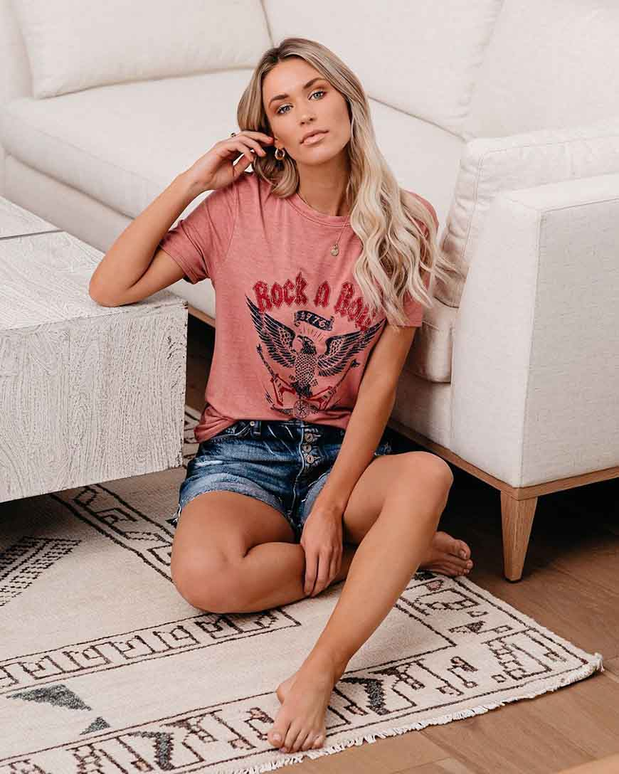 a-pink-graphic-tee