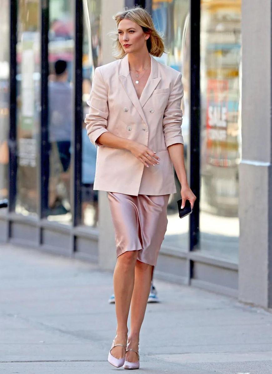 a-pink-silk-dress