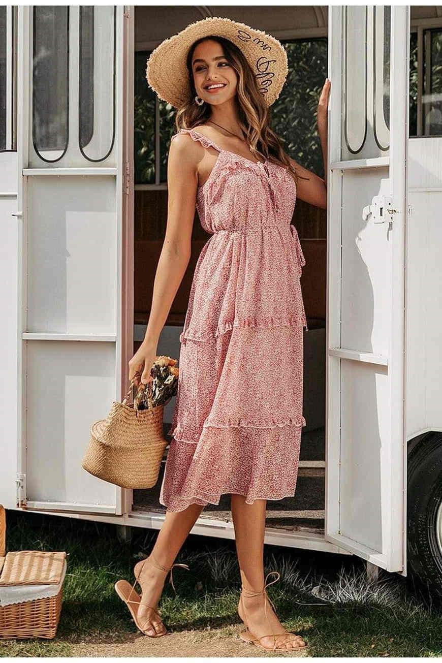 a-pink-summer-dress