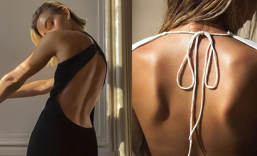 a-sexy-black-and-white-backless-dresses