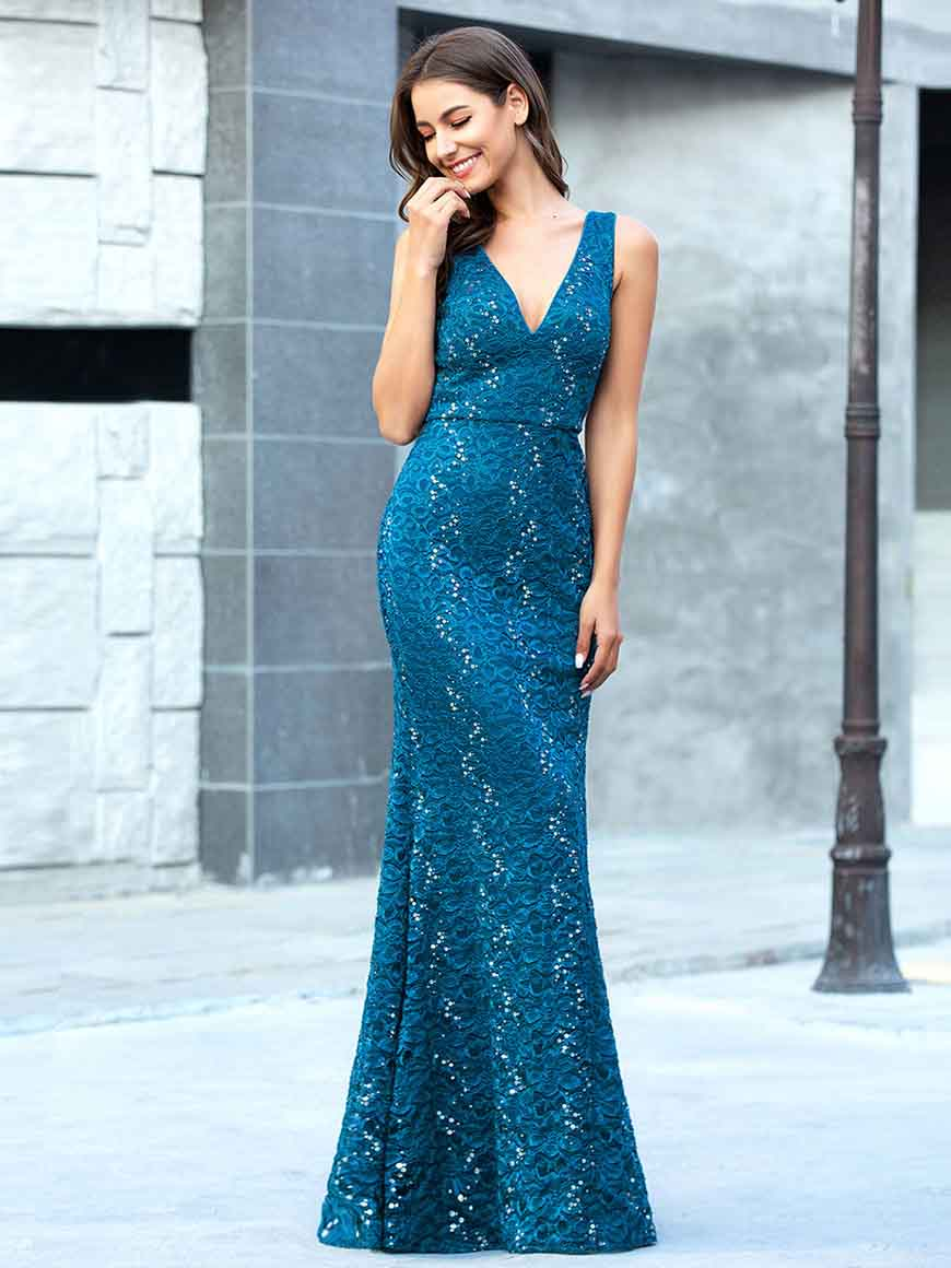 a-teal-lace-dress
