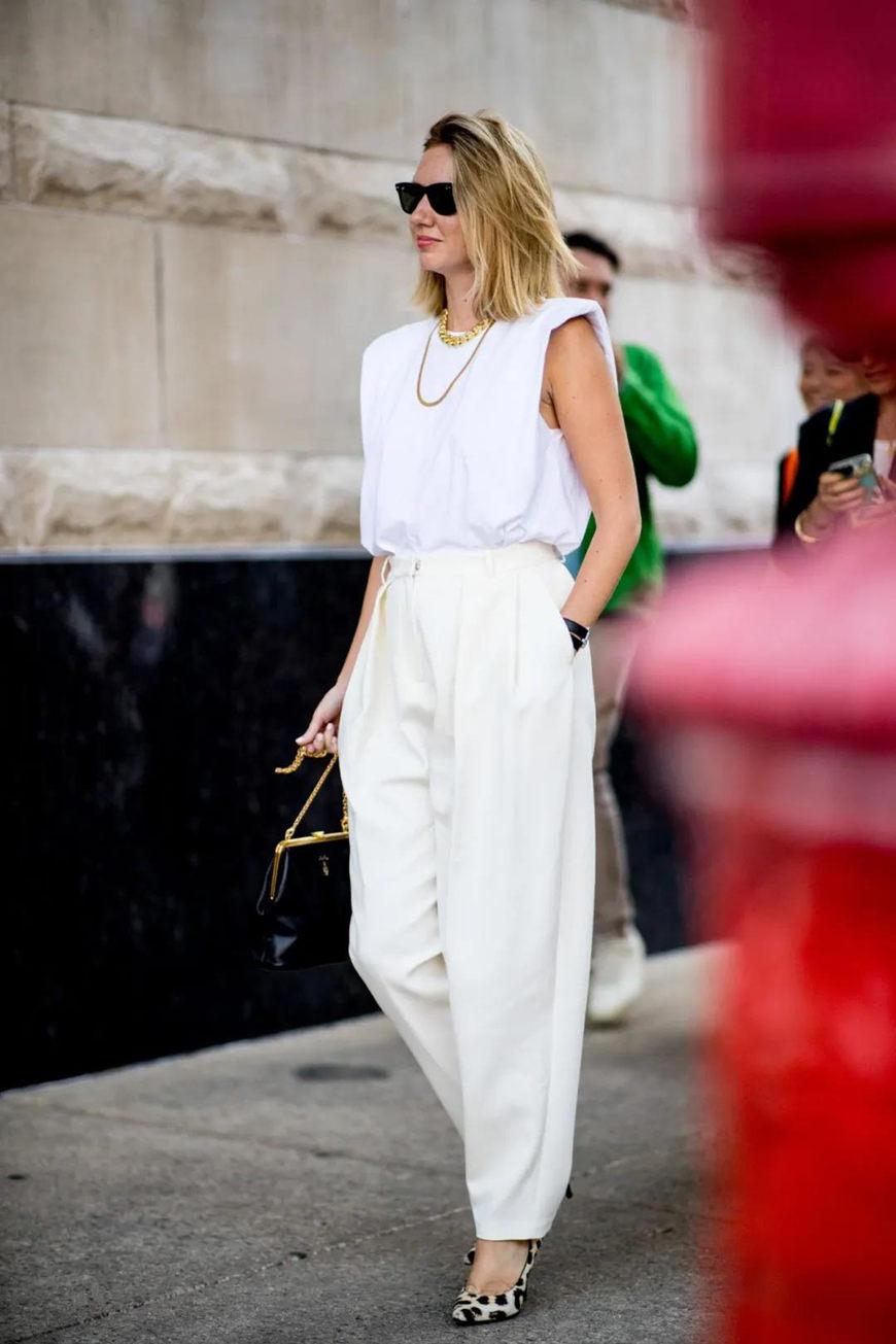 a-white-sleeveless-T-shirt